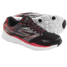 Skechers GOrun Ride 4 Running Shoes (For Men) in Black/Red - Closeouts