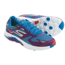 Skechers GOrun Ride 5 Cross-Training Shoes (For Women) in Red/Blue - Closeouts