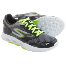 Skechers GOrun Vortex Running Shoes (For Men) in Black/Lime - Closeouts