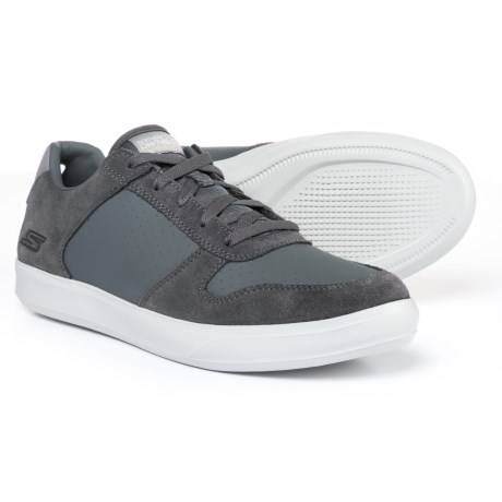 Skechers GOvulc 2 Limit Sneakers (For Men) in Charcoal