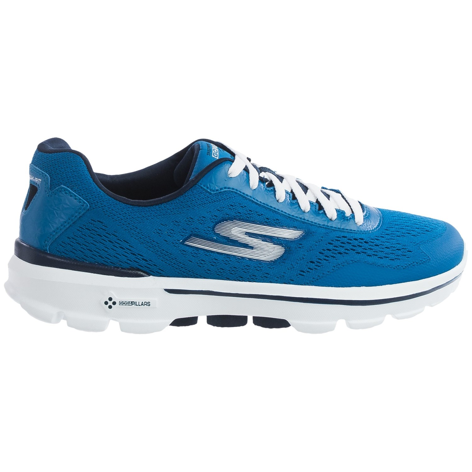 skechers gowalk 3 walking shoes for save 46
