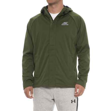 Skechers GOWalk Shield Jacket (For Men) in Olive - Closeouts
