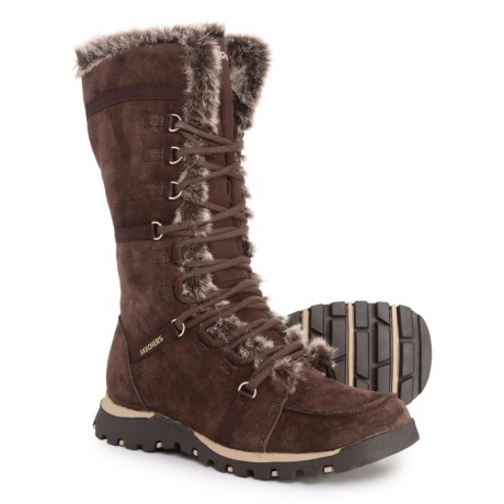 Skechers Grand Stiefel Jams Unlimited Stiefel Grand (For Damens) Save 28% c5038e