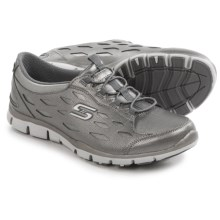 Skechers Gratis Forward Motion Sneakers (For Women) in Gunmetal - Closeouts