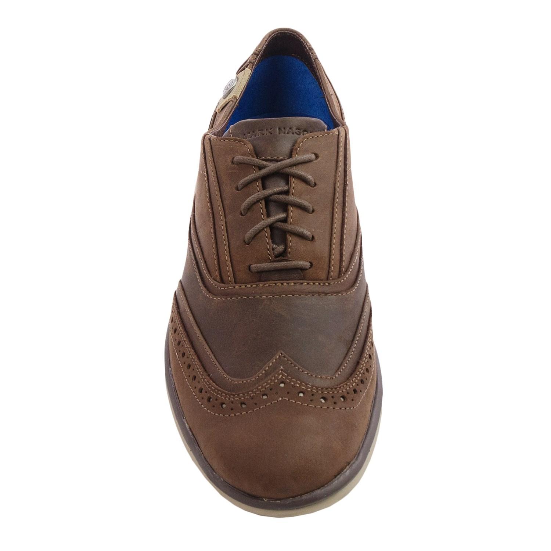 Mark Nason Shoes Review Wingtip