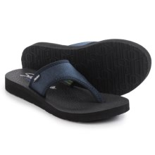 Skechers Meditation Zen Child Flip-Flops (For Women) in Navy - Closeouts