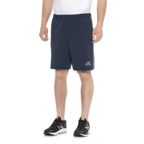 Skechers Motion Shorts (For Men) in Navy