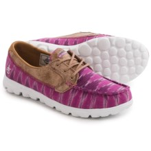 Skechers On-the-Go Ikat Shoes (For Women) in Pink - Closeouts
