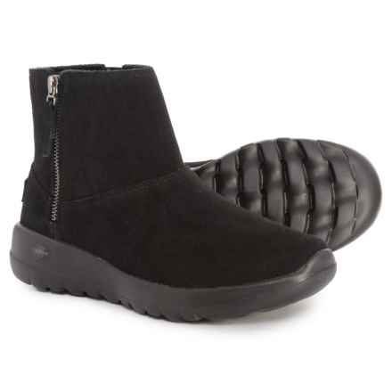 On-the-Go Joy Goldy Boots (For Women) in Black - Closeouts