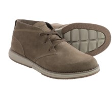 Skechers On-the-Go Kasual Chukka Boots - Leather (For Men) in Desert Brown - Closeouts