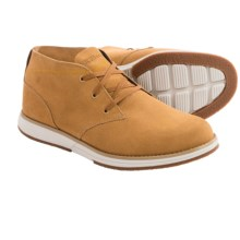 Skechers On-the-Go Kasual Chukka Boots - Leather (For Men) in Wheat - Closeouts
