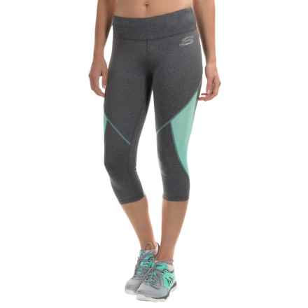 Skechers Play Capris (For Women) in Beach Glass - Closeouts