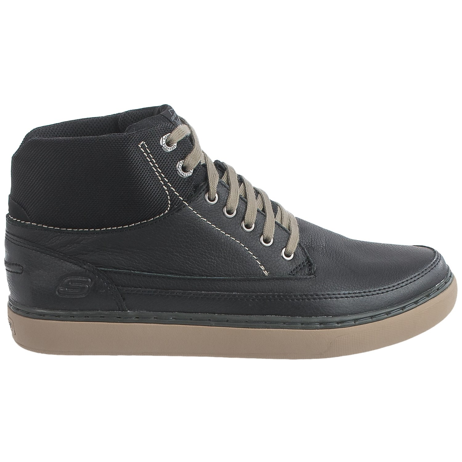 Skechers Relaxed Fit Palen Bower High Top Sneakers For