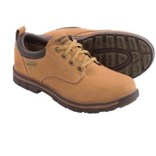Skechers Relaxed Fit Segment Bertan Shoes - Nubuck (For Men) in Wheat - Closeouts