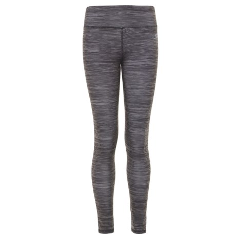 Skechers Space-Dye Leggings (For Girls) in Black/Grey