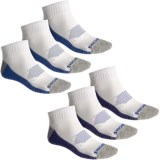 Skechers Sport Terry Socks - 6-Pack, Ankle (For Men)