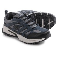 Skechers Stamina Plus Rappel Sneakers (For Men) in Navy/Grey - Closeouts