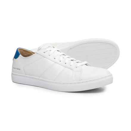 Skechers Venice-Kinane Sneakers (For Men) in White/Blue - Closeouts