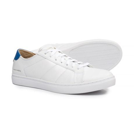 Skechers Venice-Kinane Sneakers (For Men) in White/Blue