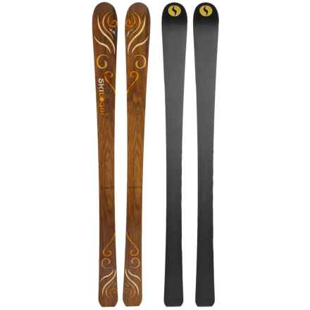 Ski Logik Curvaceous Alpine Skis (For Women) in See Photo - Closeouts