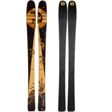 Ski Logik Ullr's Chariot Twin-Tip Alpine Skis in See Photo - Closeouts
