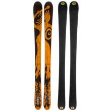 Ski Logik Ullr's Chariot Twintip Alpine Skis in See Photo - Closeouts