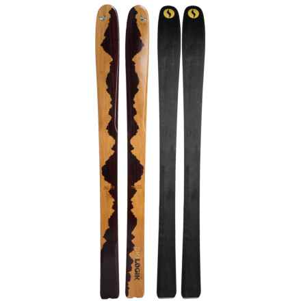 Ski Logik Yeti Backcountry Alpine Skis in See Photo - Closeouts