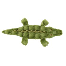 Skinneeez Tons O' Squeakers Dog Toy in Alligator - Closeouts