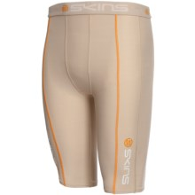 Skins Bio Sport Base Layer Knickers - Midweight (For Men) in Flesh Tone - Closeouts