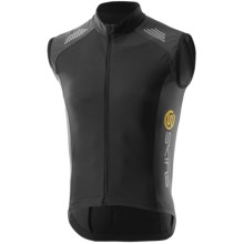 Skins C400 Thermal Vest - UPF 50+ (For Men) in Black/Graphite - Closeouts