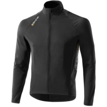 Skins C400 Wind Jacket - UPF 50+ (For Men) in Black/Graphite - Closeouts