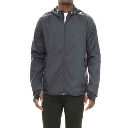 Skins Capacity Packable Lightweight Jacket (For Men) in Tarmac - Closeouts