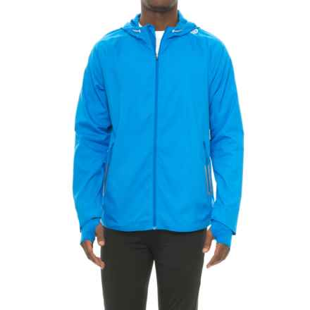 Skins Capacity Packable Lightweight Jacket (For Men) in Ultrablue - Closeouts