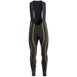 Skins Cycle Pro Compression Bib Tights (For Men) in Black