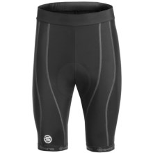 Skins Cycle Pro Compression Knickers (For Men) in Black/Grey - Closeouts