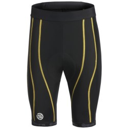 Skins Cycle Pro Compression Knickers (For Men) in Black