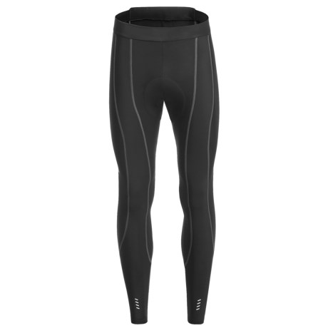 Skins Cycle Pro Compression Tights (For Men) in Black