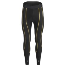 Skins Cycle Pro Compression Tights (For Men) in Black - Closeouts