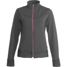 Skirt Sports 10:05 Jacket - Stretch Fleece (For Women) in Seattle Grey - Closeouts