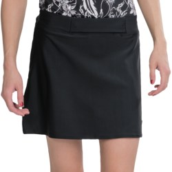 Skirt Sports Cover Girl Skirt (For Women) in Black