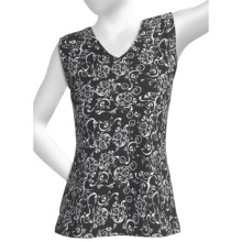 Skirt Sports Free Me Tank Top (For Women) in Alta Moda Print - Closeouts