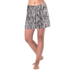 Skirt Sports Gym Girl Ultra Skirt (For Women) in Gotham Print