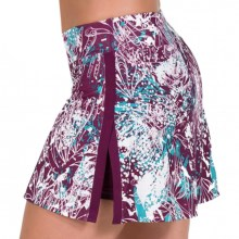 Skirt Sports Gym Girl Ultra Skirt (For Women) in Soiree Print - Closeouts