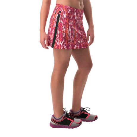 Skirt Sports Gym Girl Ultra Skort Built In Shorts (For Women)
