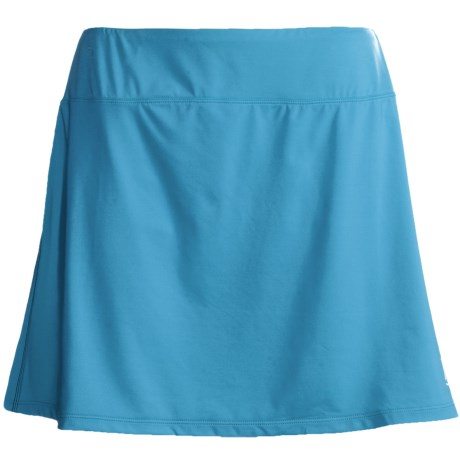 Skirt Sports Gym Girl Ultra Skort (For Women) in Blue Horizon