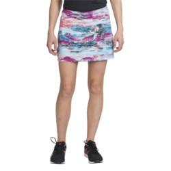 Skirt Sports Gym Girl Ultra Skort (For Women) in Oasis Print