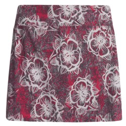 Skirt Sports Gym Girl Ultra Skort (For Women) in Sangria