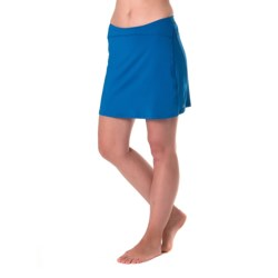 Skirt Sports Happy Girl Skirt (For Women) in Blue Voyage