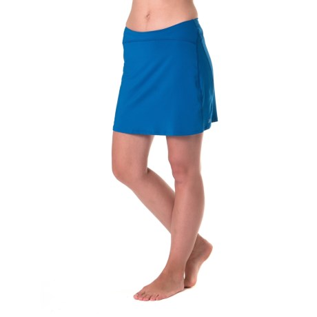 Skirt Sports Happy Girl Skirt (For Women) in Blue Voyage