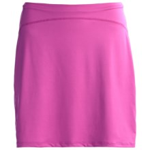 Skirt Sports Happy Girl Skirt (For Women) in Pink Crush - Closeouts